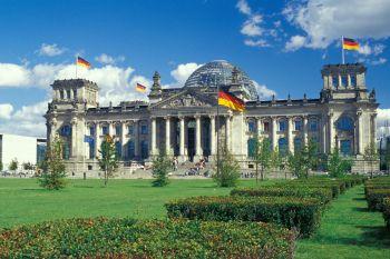 Ausflugsziele in Berlin Reichstag Gebäude