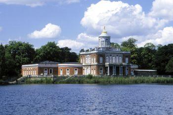 Ausflugsziele in Brandenburg Wasserschloss