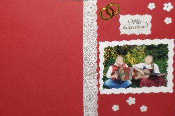 Vorlage Hochzeitseinladung Beispiel