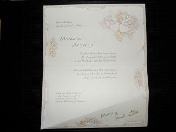 Muster Einladung Hochzeit