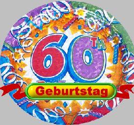 Einladungskarten 60 Geburtstag Texte