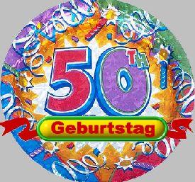 Geschenk 50 Geburtstag Tipps