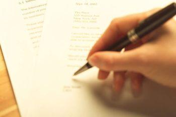 Vorlage Rechnung schreiben