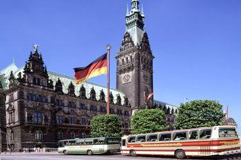 Sehenswürdigkeiten in Hamburg Rathaus