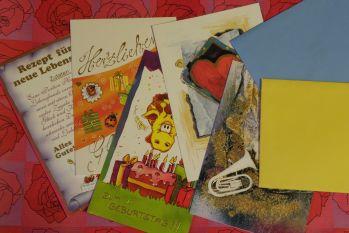 Lustige Texte Geburtstagskarten Muster