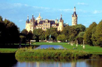 Ausflugsziele in Mecklenburg-Vorpommern burgen und Schlösser