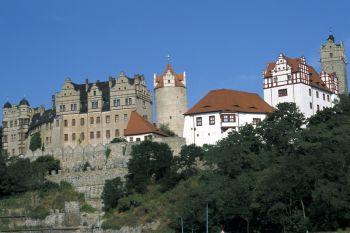 Sehenswürdigkeiten in Sachsen Anhalt Schloß Bernburg