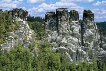 Sehenswürdigkeiten Elbsandsteingebirge Sächische Schweiz