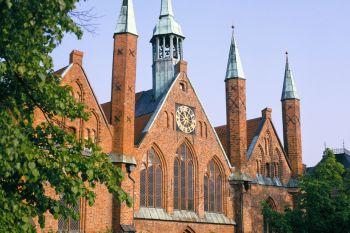 Sehenswürdigkeiten Schleswig-Holstein Heiligen-Geist-Hospital in Lübeck
