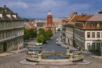 Ausflugsziele in Thüringen Städtereisen